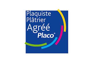 Plaquiste Plâtrier agréé Placo