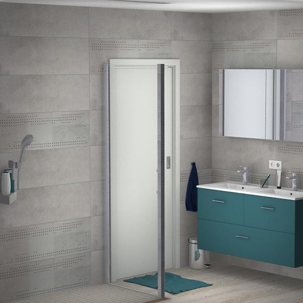 réalisation 3D d'une salle de bain