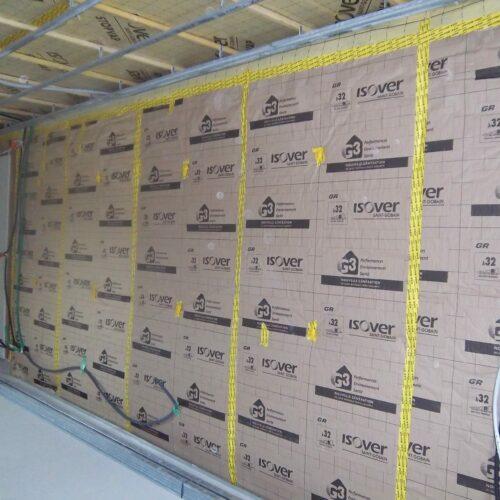 Isolation Murale Isolation Mur en neuf ou rénovation c'est une compétence de l'entreprise BOSSARD basé à Moncoutant intervient à Bressuire Parthenay Cerizay Mauléon Saint Pierre du Chemin La châtaigneraie Secondigny Champdeniers Coulonges