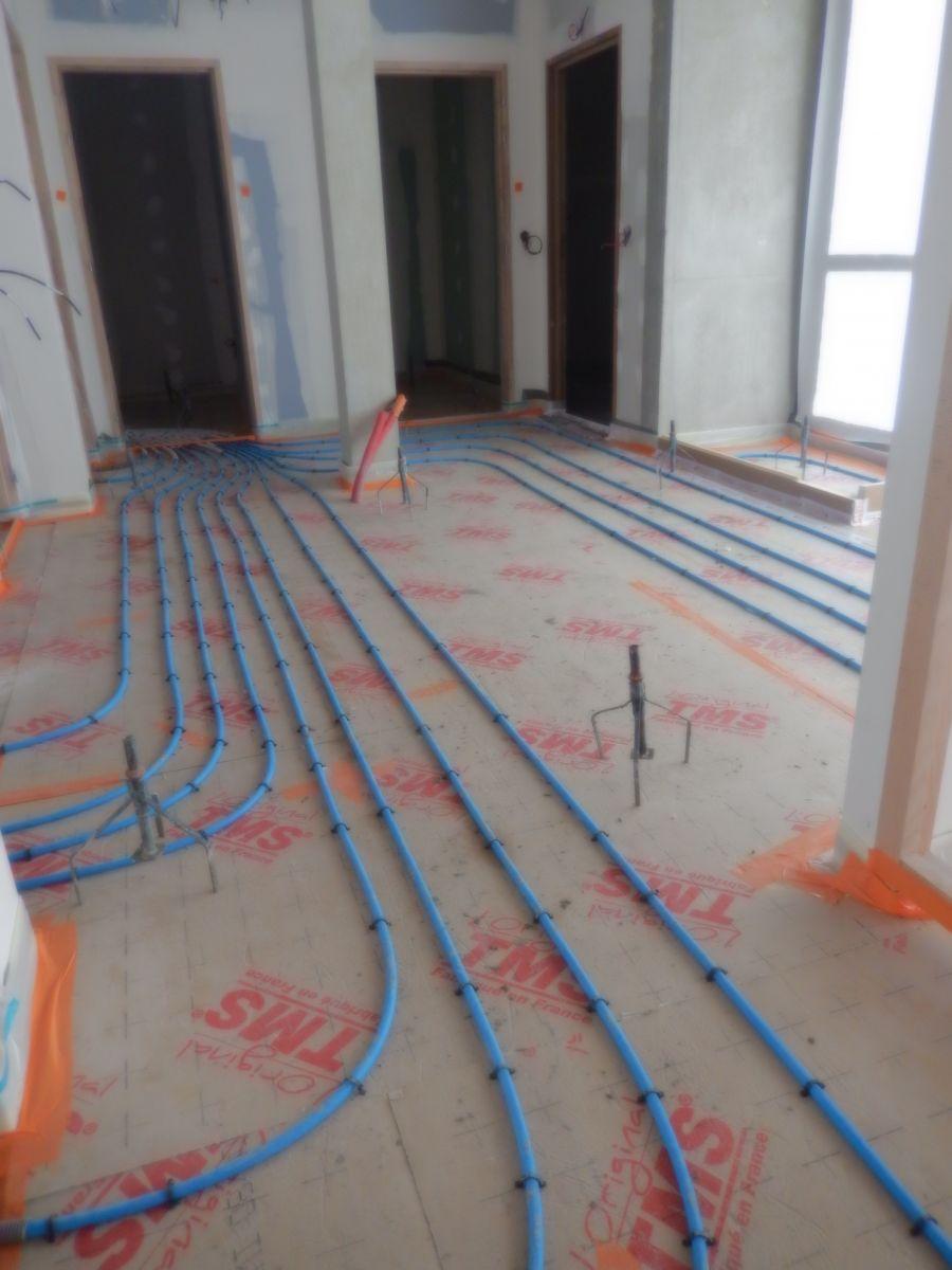 Isolation thermique sol cool sol pour salle de bain for Plancher salle de bain sous sol