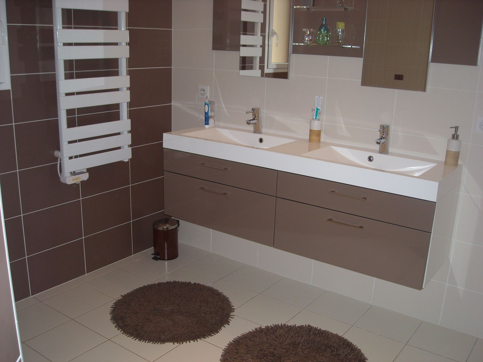 exemple de salle de bain carrelee 28 images show room